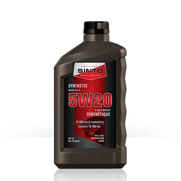 Picture of MOTOR OIL 5W20