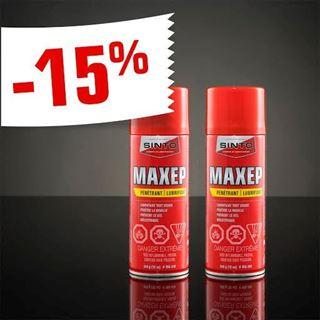 Image sur MAXEP Promo 15%
