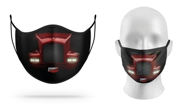 Picture of Protection mask - Truck